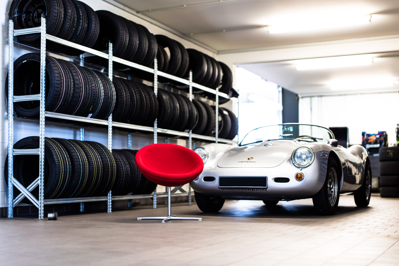 Gulde Mielke Frey Kampagne Porsche Spyder