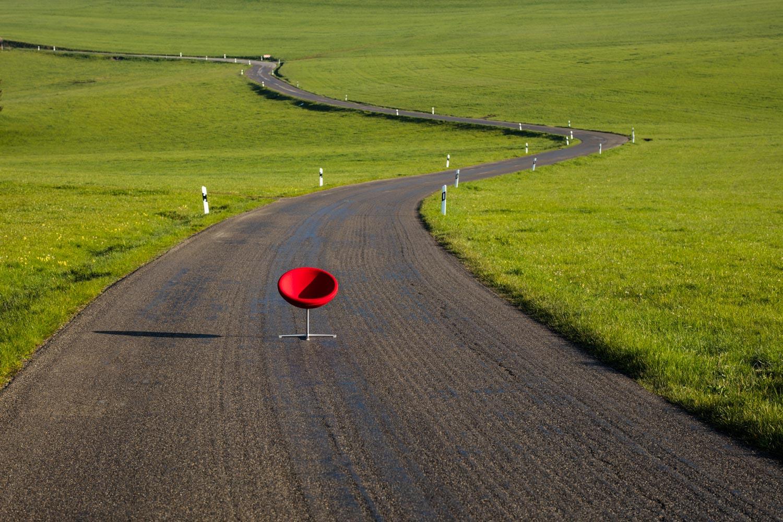 Gulde Mielke Frey Kampagne Landschaft Kurve